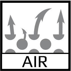 Alta transpirabilidad