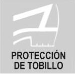 Protección de tobillo