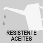 Resistente a aceites