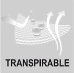 Transpirable